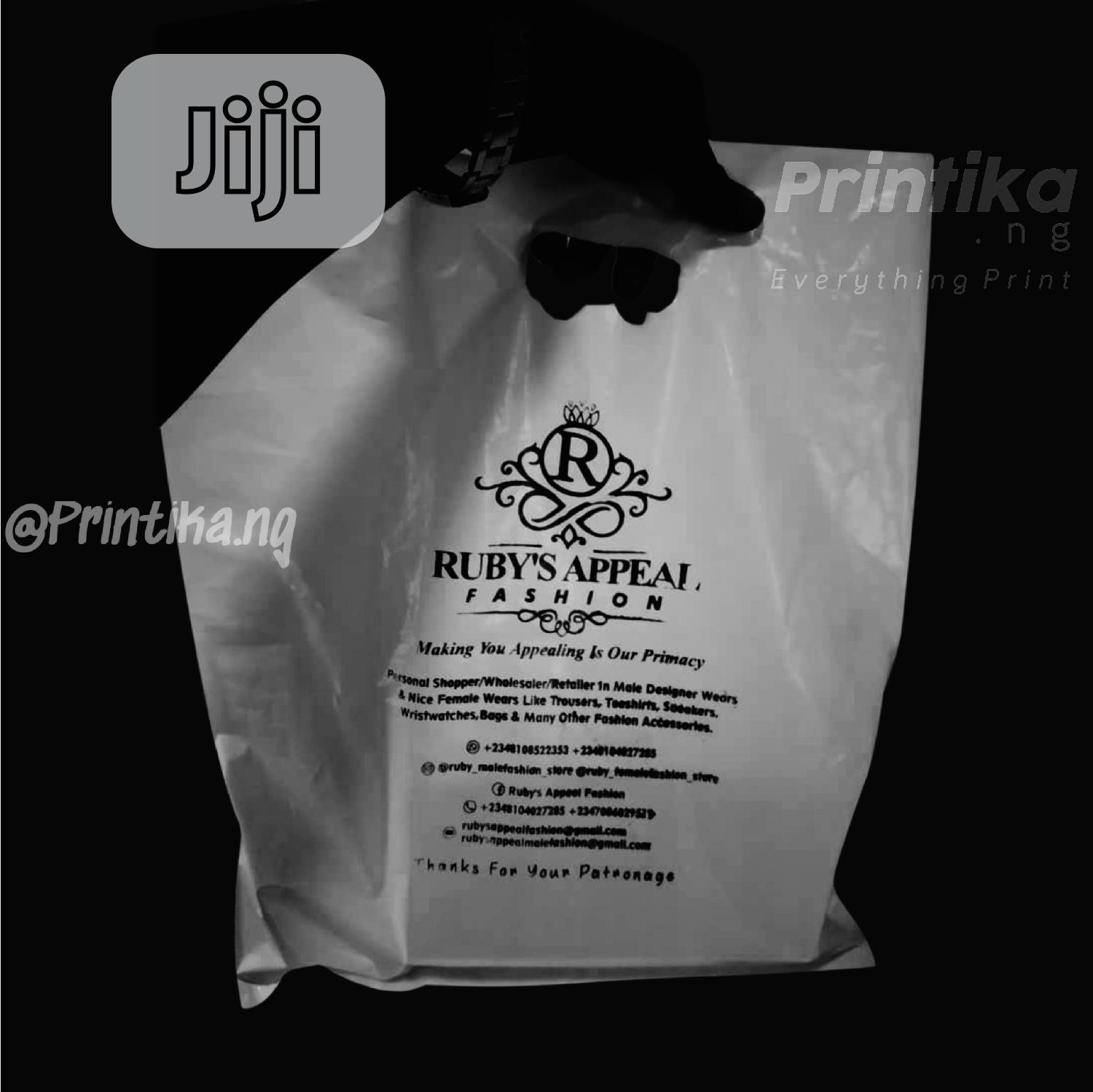 Archive: Customized Nylon Bags