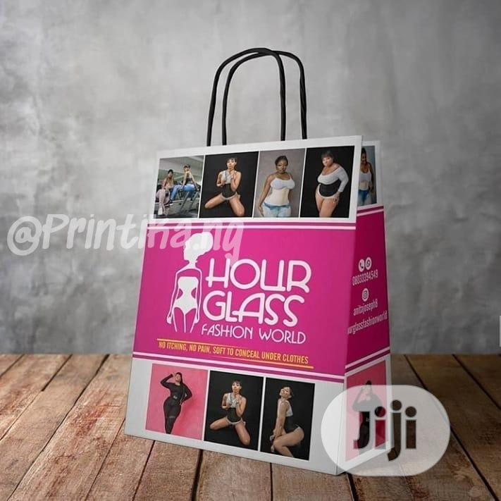 Archive: Branded Paper Bags
