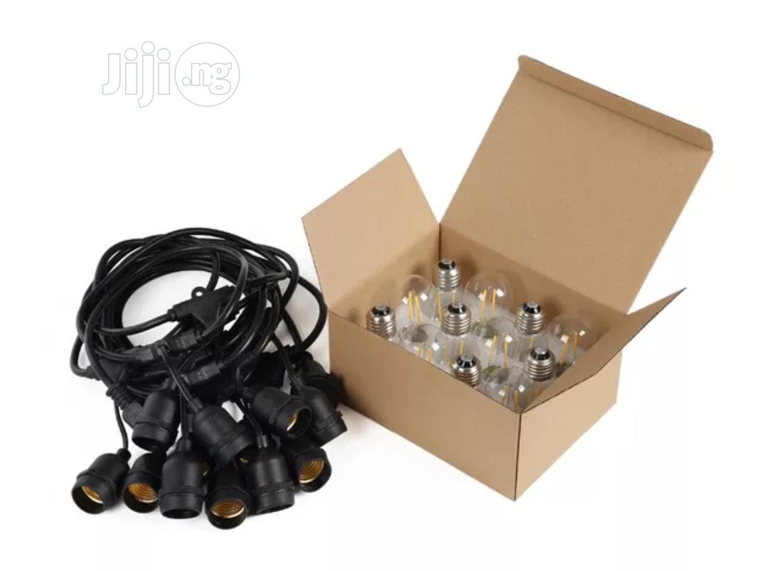 Stephenson's String Light With Bulbs | Home Accessories for sale in Lagos Island (Eko), Lagos State, Nigeria