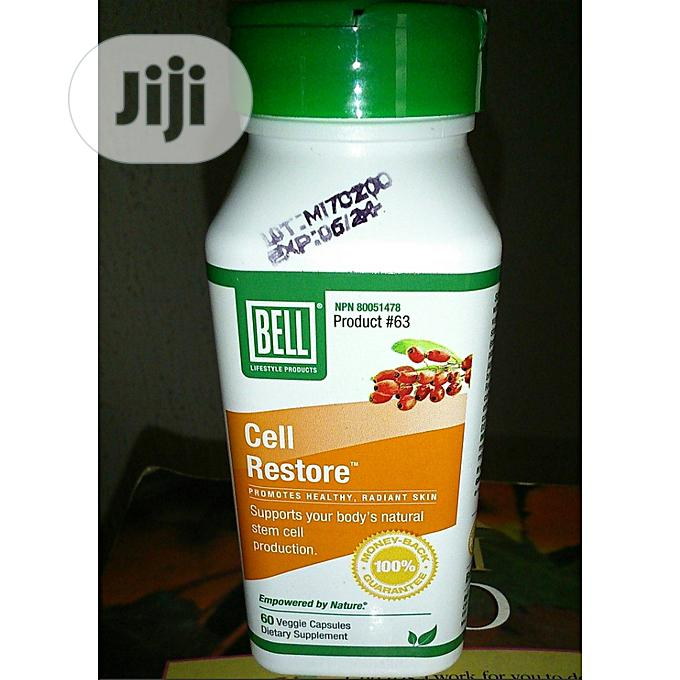 Bell Cell Restore - Have Your Health Back!