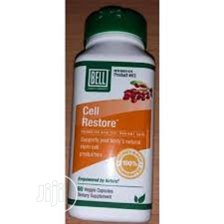 Bell Cell Restore - Have Your Health Back! | Vitamins & Supplements for sale in Surulere, Lagos State, Nigeria