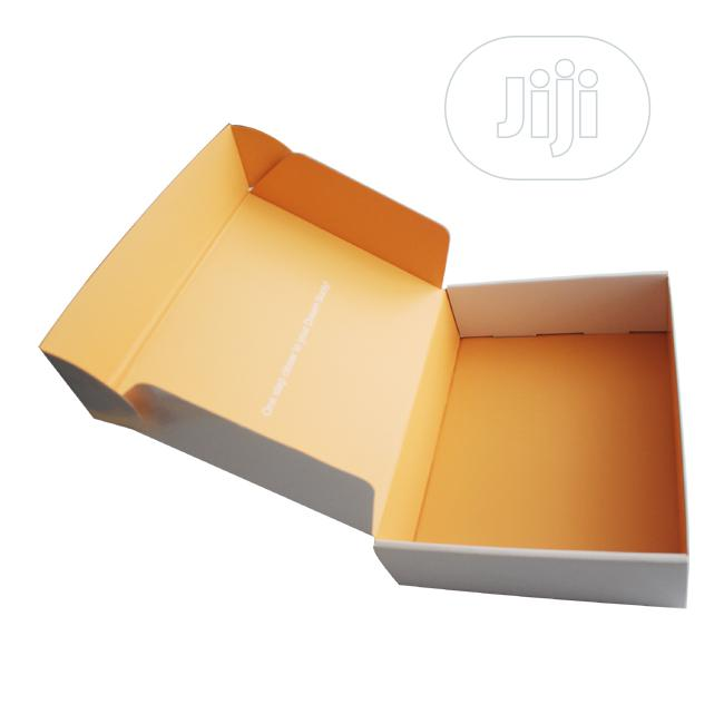 Custom Mallier And Shipping Boxes | Manufacturing Services for sale in Ikeja, Lagos State, Nigeria