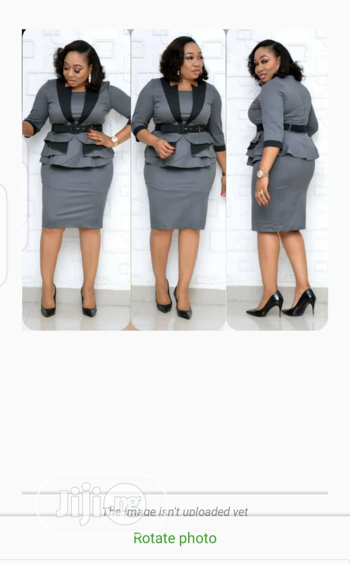 New Female Turkey Office Dress | Clothing for sale in Lagos Island, Lagos State, Nigeria