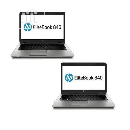New Laptop HP EliteBook 840 G5 16GB Intel Core I7 HDD 512GB