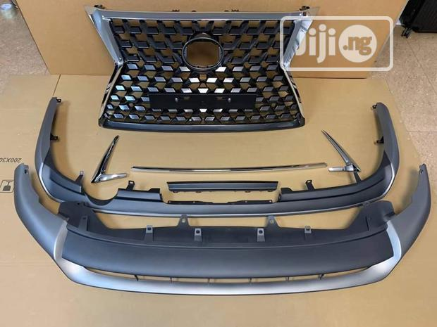Extra Bumper And Gril Lexus Gx460 2020
