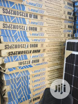 250w Restar Solar Panel Available With 35yrs Warranty   Solar Energy for sale in Lagos State, Ojo
