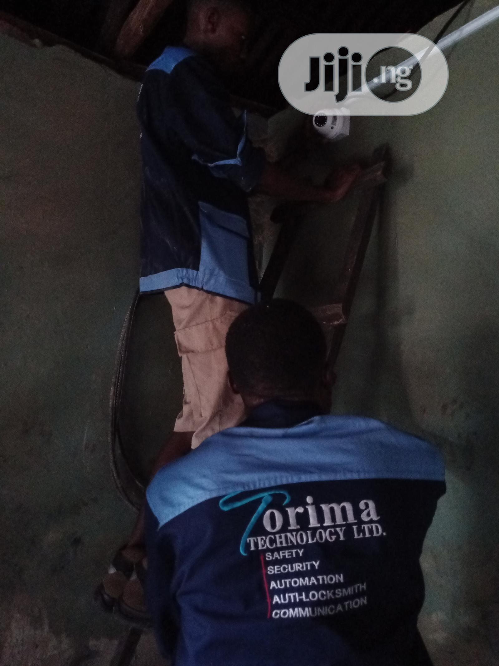 CCTV Installation | Building & Trades Services for sale in Asokoro, Abuja (FCT) State, Nigeria