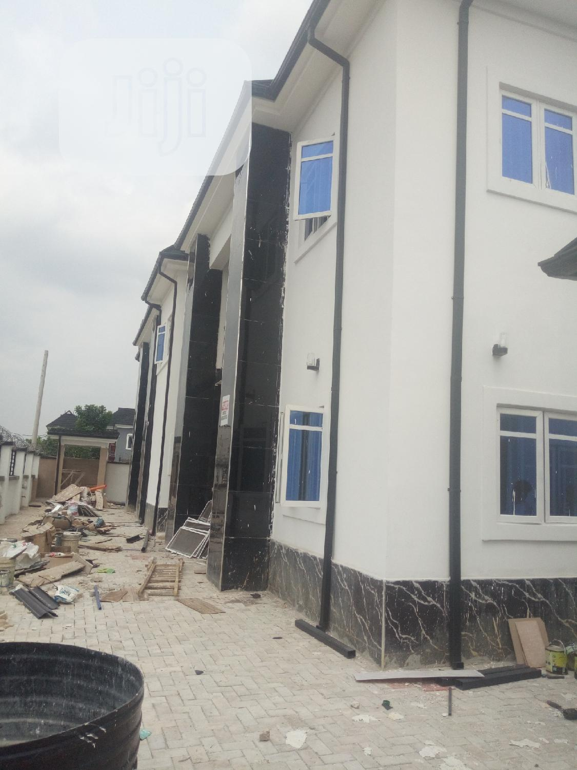 Brand New 4bedroom Duplex With In Shell Co Operative Eliozu