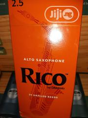 Original Rico Reed For Sax.. Soprano,Alto And Tenor | Musical Instruments & Gear for sale in Lagos State, Ikeja