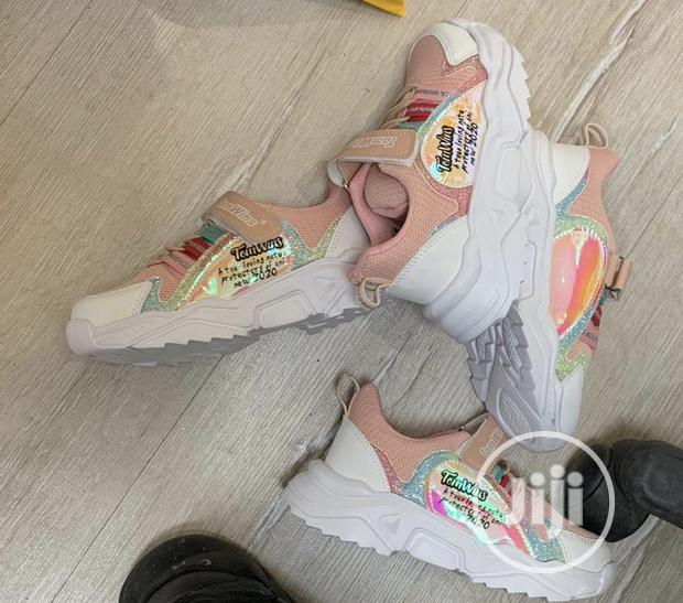 Kids Trendy Sneakers