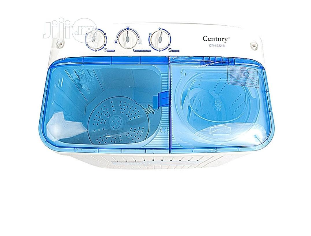 Brand New Century 4kg Twin Tube Washing Machine for Sale