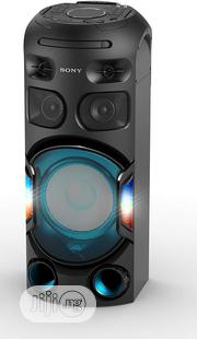 Sony MHC-V42D Party Speaker With Long Distance Bass Sound (Black) | Audio & Music Equipment for sale in Lagos State, Ojo