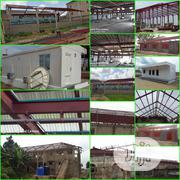 Warehouse Construction And Shelter | Building & Trades Services for sale in Lagos State, Ikeja
