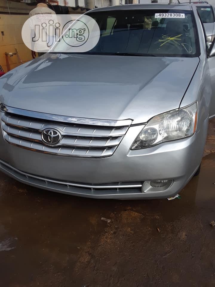 Toyota Avalon 2007 Gray