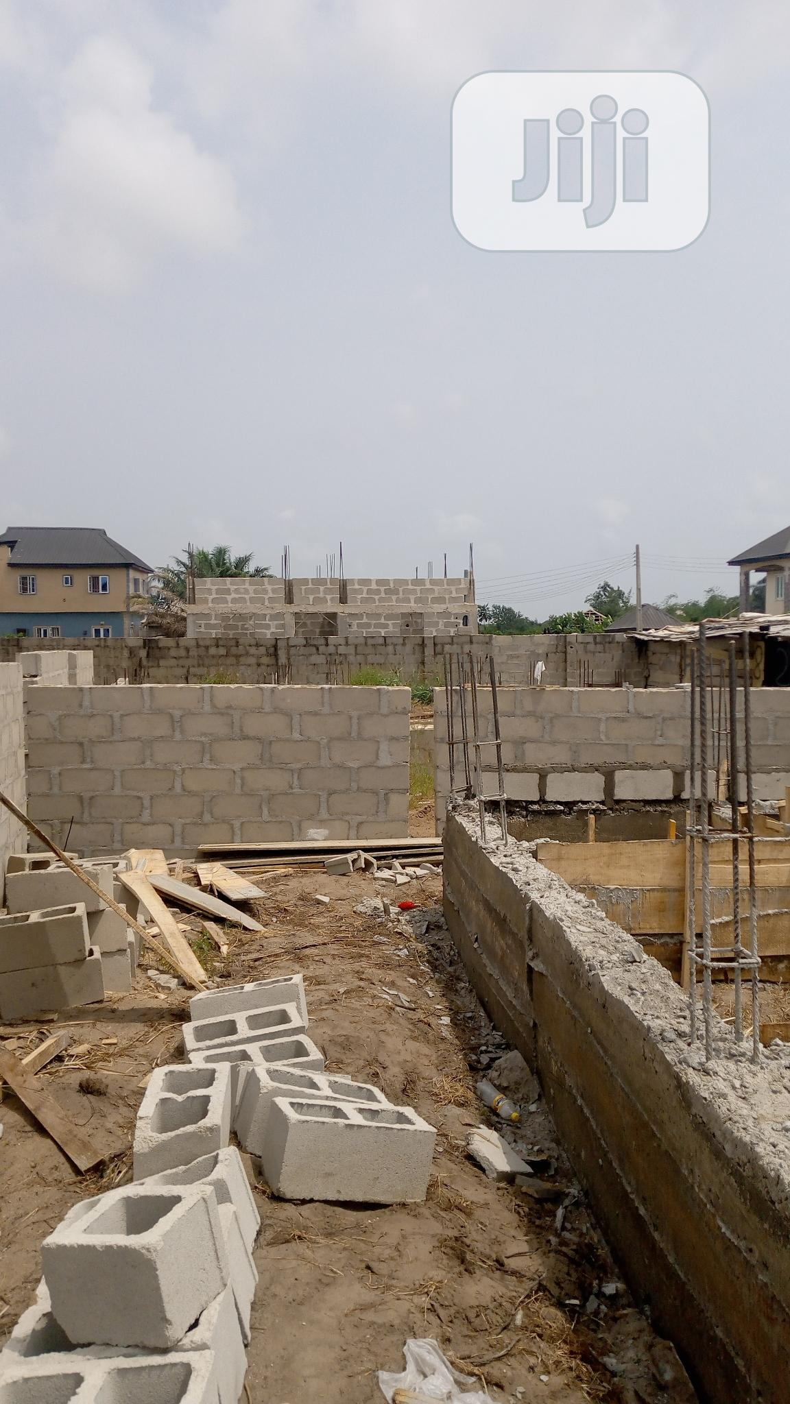 Half Plot of Land Besides Good News Estate Sangotedo | Land & Plots For Sale for sale in Ajah, Lagos State, Nigeria