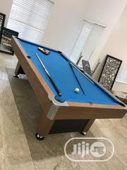 American Fitness7ft Snooker With Complete Accessories+ Extra Cue Stick | Sports Equipment for sale in Lagos State, Surulere
