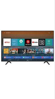 Hisense 65 Inch Smart LED Uhd 4K TV | TV & DVD Equipment for sale in Lagos State, Ikeja