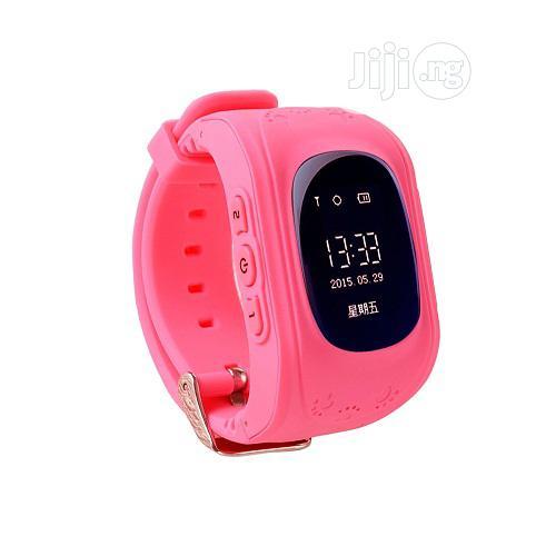 Q50 OLED Screen Kids Smart Watch