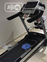 2.5ph Treadmill With Dumbell and Massager | Sports Equipment for sale in Akwa Ibom State, Ini