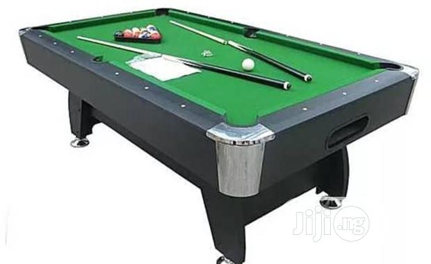 7 Feet Snooker Board With Complete Accessories