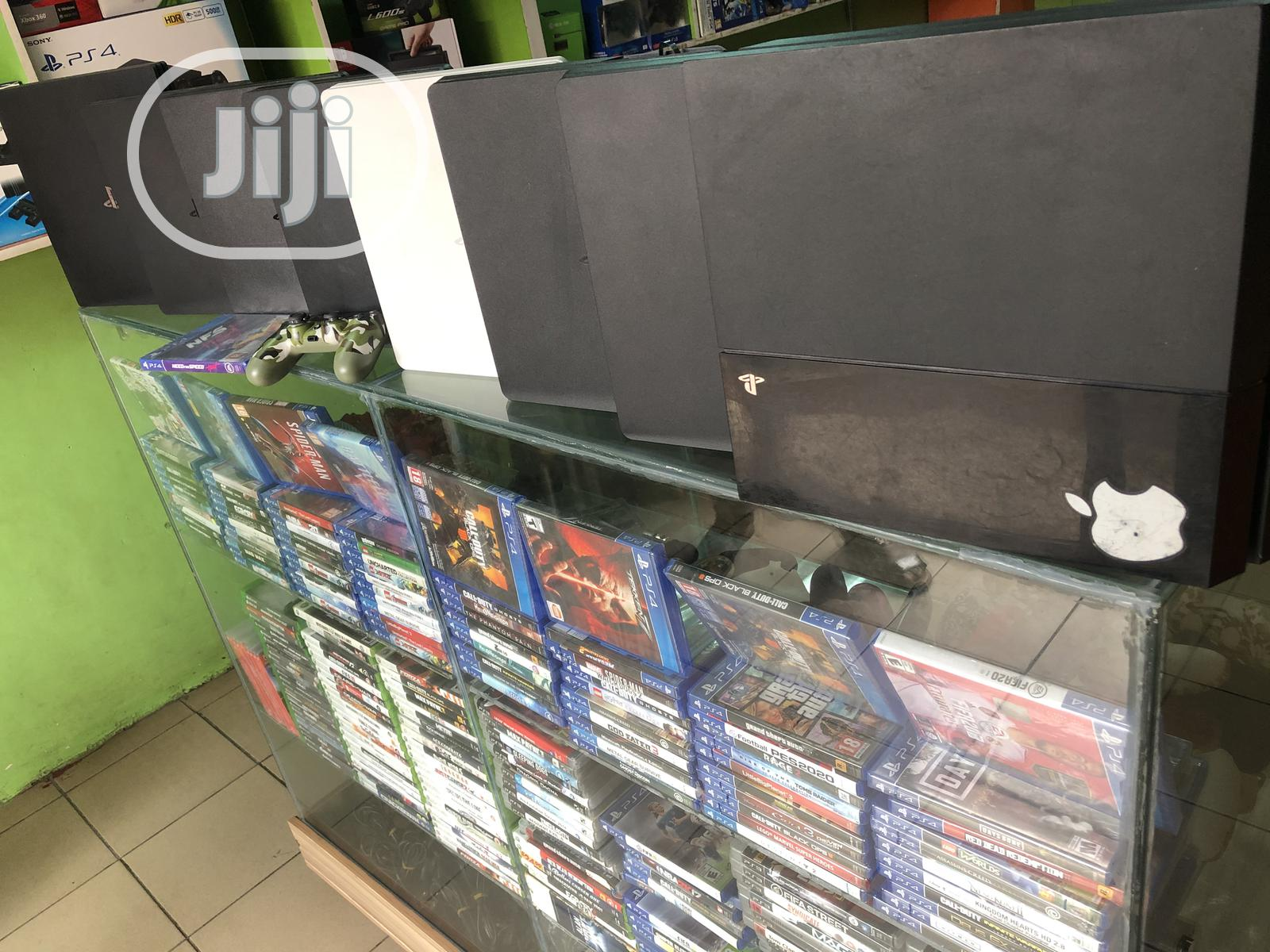 Ps4 Pro Slim and Fat | Video Game Consoles for sale in Wuse 2, Abuja (FCT) State, Nigeria