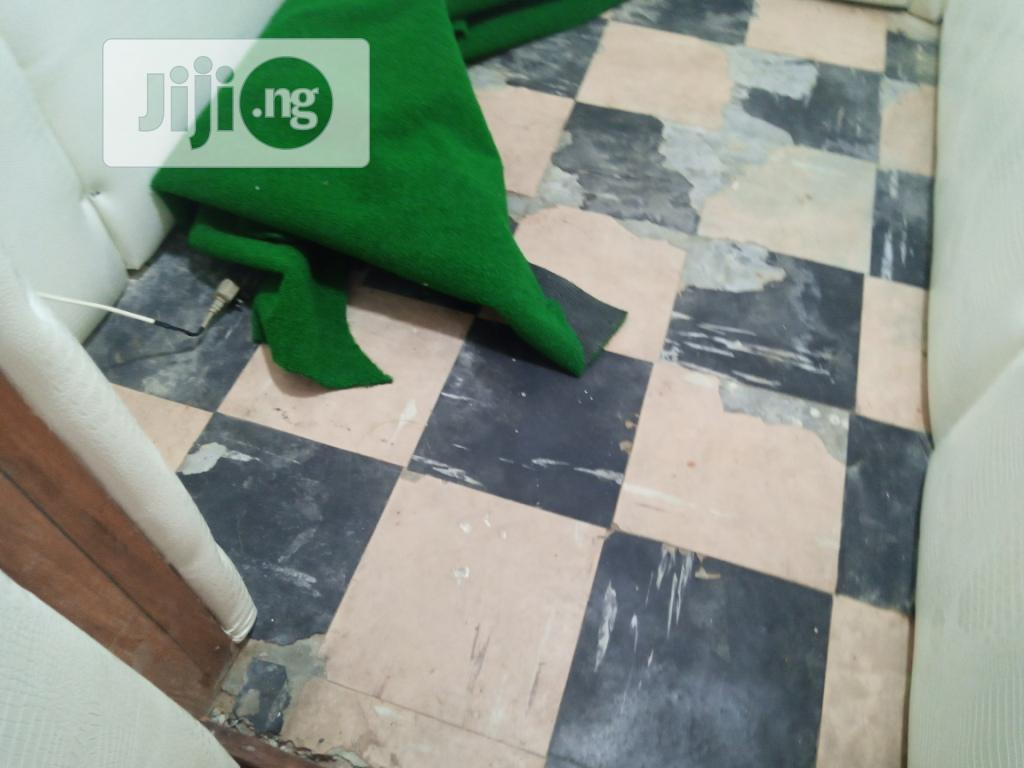Artificial Grass Installation For Music Studio | Landscaping & Gardening Services for sale in Ikeja, Lagos State, Nigeria