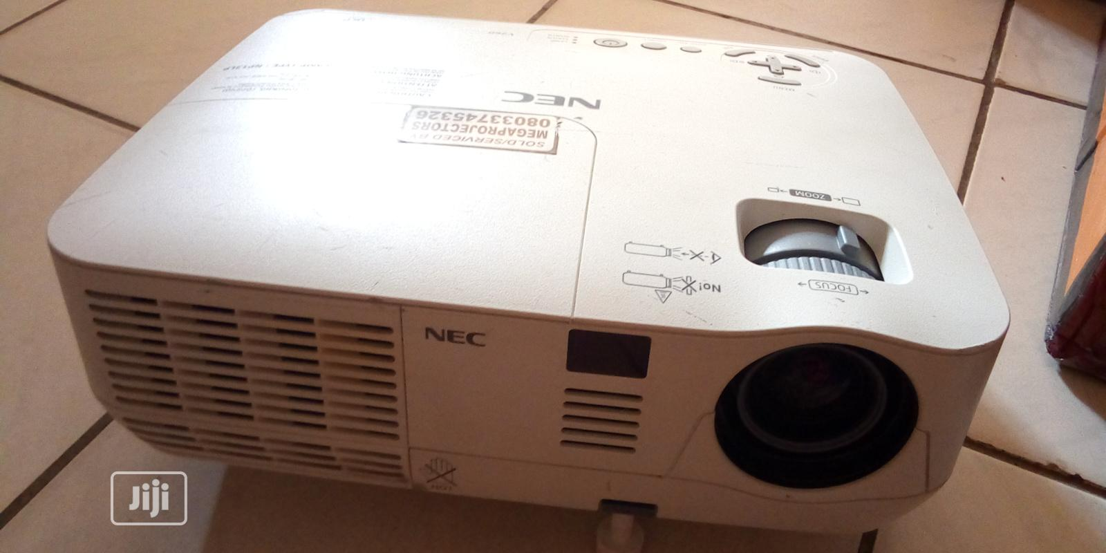 NEC Projector V260 | TV & DVD Equipment for sale in Ijebu Ode, Ogun State, Nigeria