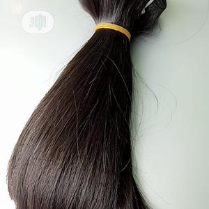 Super Double Drawn Straight Human Hair | Hair Beauty for sale in Rivers State, Port-Harcourt