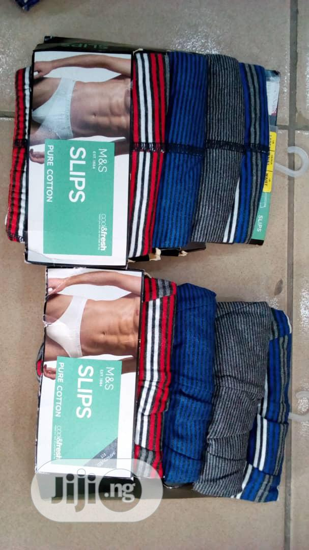 Original Marks & Spencer Boxers And Briefs | Clothing for sale in Ajah, Lagos State, Nigeria