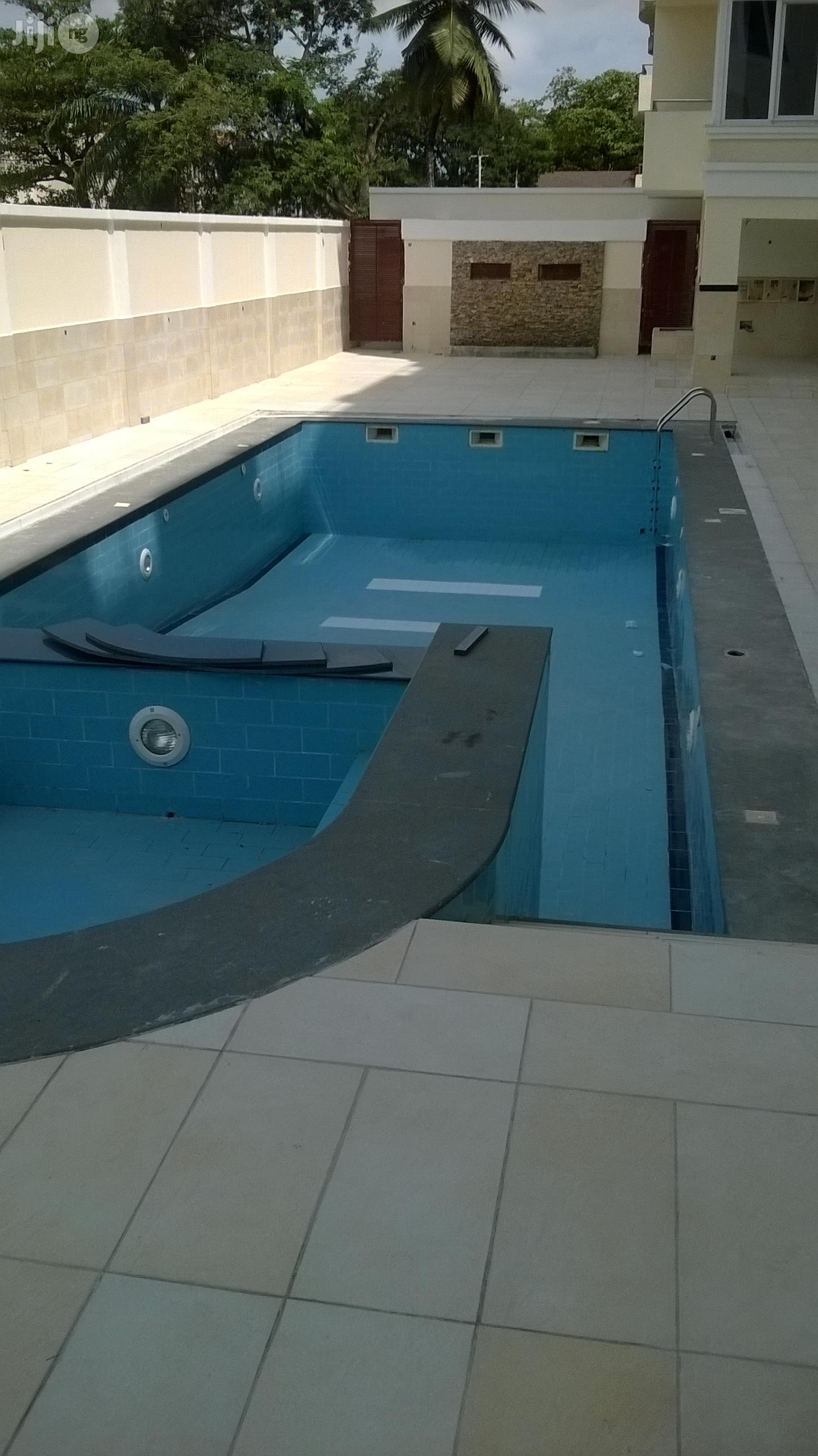 Swimming Pool Construction And Maintenance | Building & Trades Services for sale in Lagos State, Nigeria