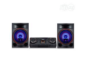 Powerful 2350-Watt Sound LG X Boom Cl-87 Pumps-Out Mighty Music K-Star