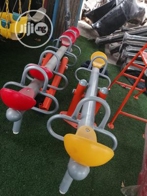 Seesaw Outdoor Playground Equipment | Toys for sale in Lagos State, Ikeja
