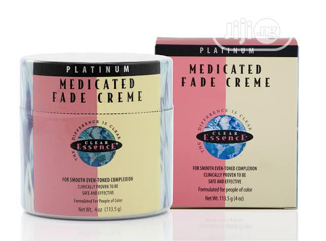 Clear Essence Platinum Line : Medicated Fade Creme