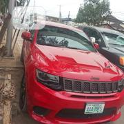 Jeep Grand Cherokee 2018 Red | Cars for sale in Lagos State, Ikeja