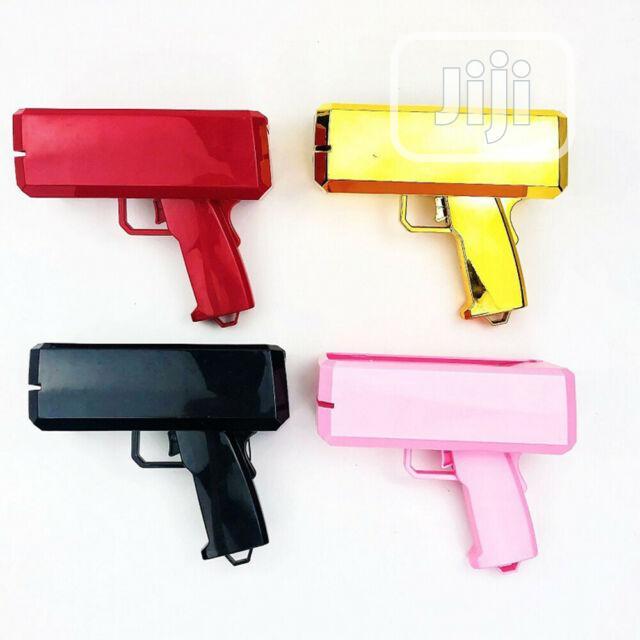 Archive: Unbranded Cash Canon Money Gun - Pink