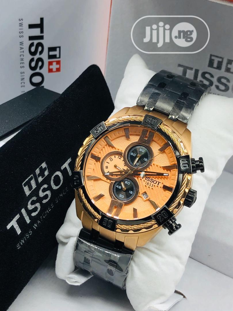 Tissot 1853 Men Wristwatch   Watches for sale in Lagos Island (Eko), Lagos State, Nigeria
