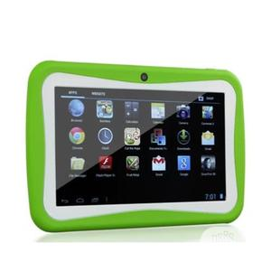 """Quad Core 7"""" Kids Android Educational Tablet + FREE Case Cover And Acc 