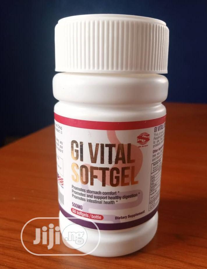 Norland GI Vital Softgel For Permanent Ulcer Treatment