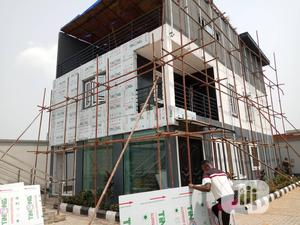 Wall Cladding With Aluminum Composite Panels | Building & Trades Services for sale in Lagos State, Agege