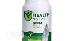 Health Garde Omega Plus Capsules - Body Booster   Vitamins & Supplements for sale in Abuja (FCT) State, Wuse 2