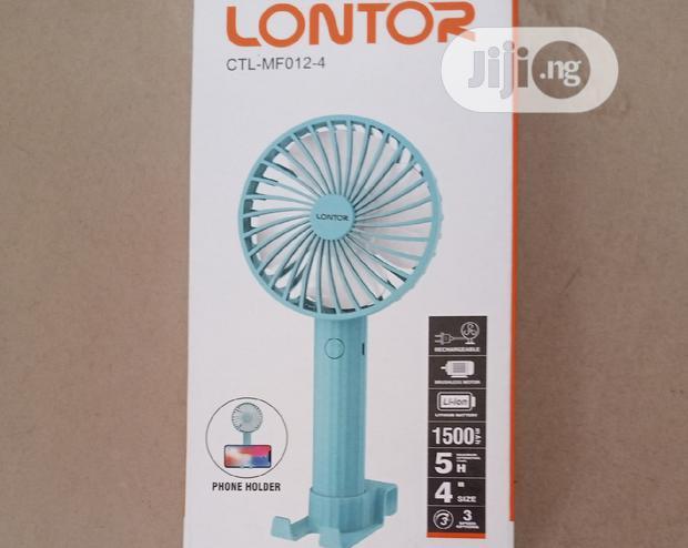 Archive: Lontor Mini Hand Fan