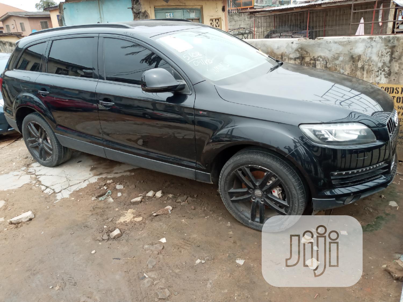 Audi Q7 2008 Black In Isolo Cars Sabbesst Autos Ltd Jiji Ng