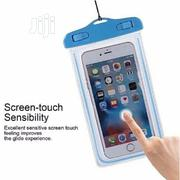 Universal Waterproof Mobile Cell Phone Dry Bag Pouch Case - Blue | Accessories for Mobile Phones & Tablets for sale in Lagos State