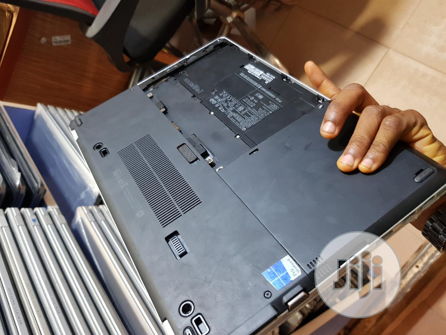 New Laptop HP EliteBook Folio 4GB Intel Core i5 HDD 500GB | Laptops & Computers for sale in Wuse, Abuja (FCT) State, Nigeria