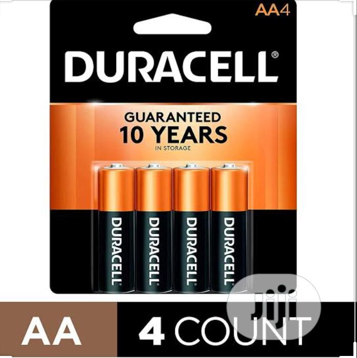 Quality Duracell Battery