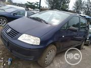 Volkswagen Sharan 2000 Purple | Cars for sale in Lagos State, Orile