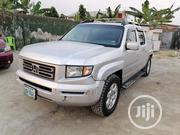 Honda Ridgeline 2007 Silver | Cars for sale in Akwa Ibom State, Uyo