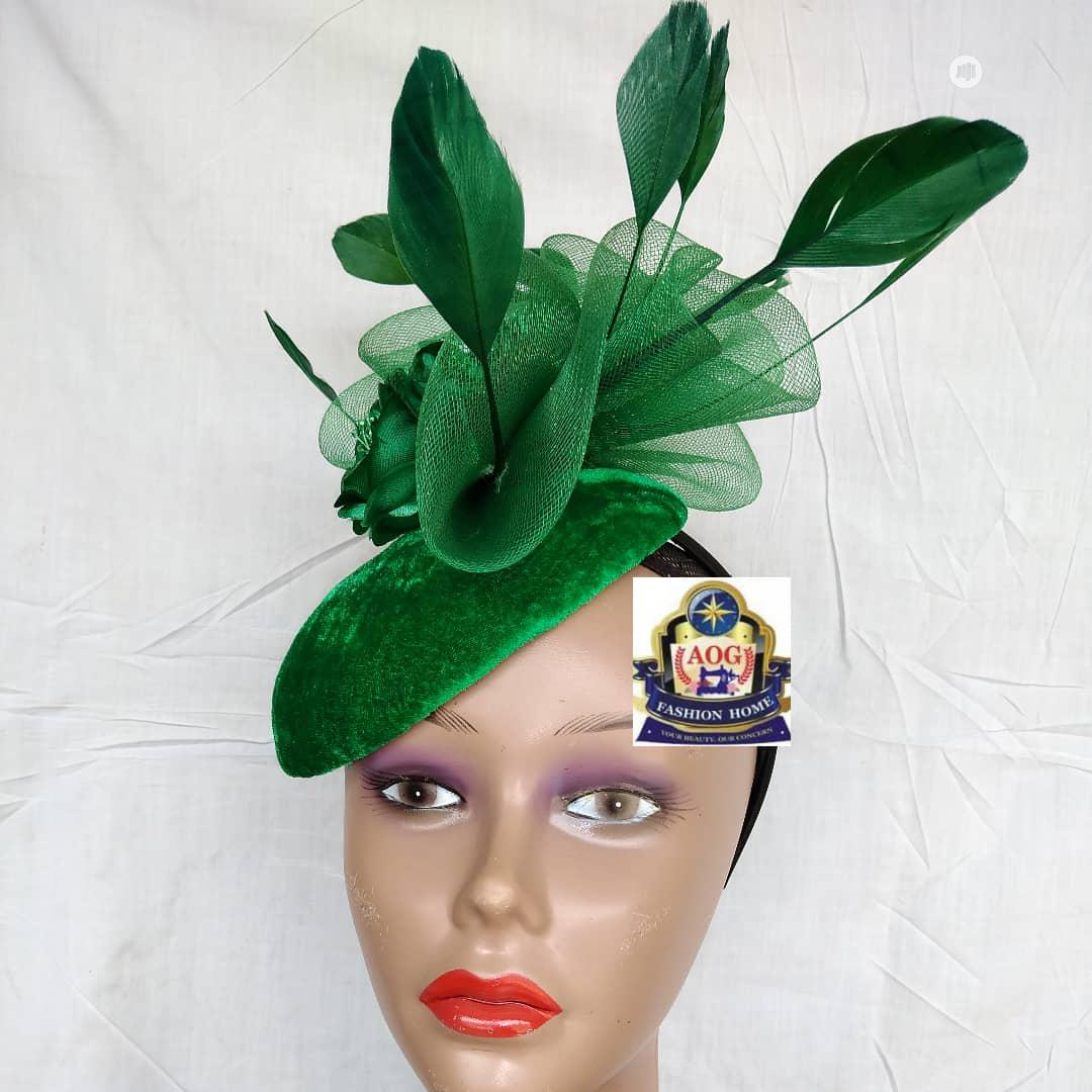Trendy Fascinator | Clothing Accessories for sale in Ikeja, Lagos State, Nigeria