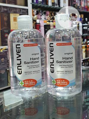 Enliven Hand Sanitizer(Kill Bacteria 100%)   Skin Care for sale in Lagos State, Ojo