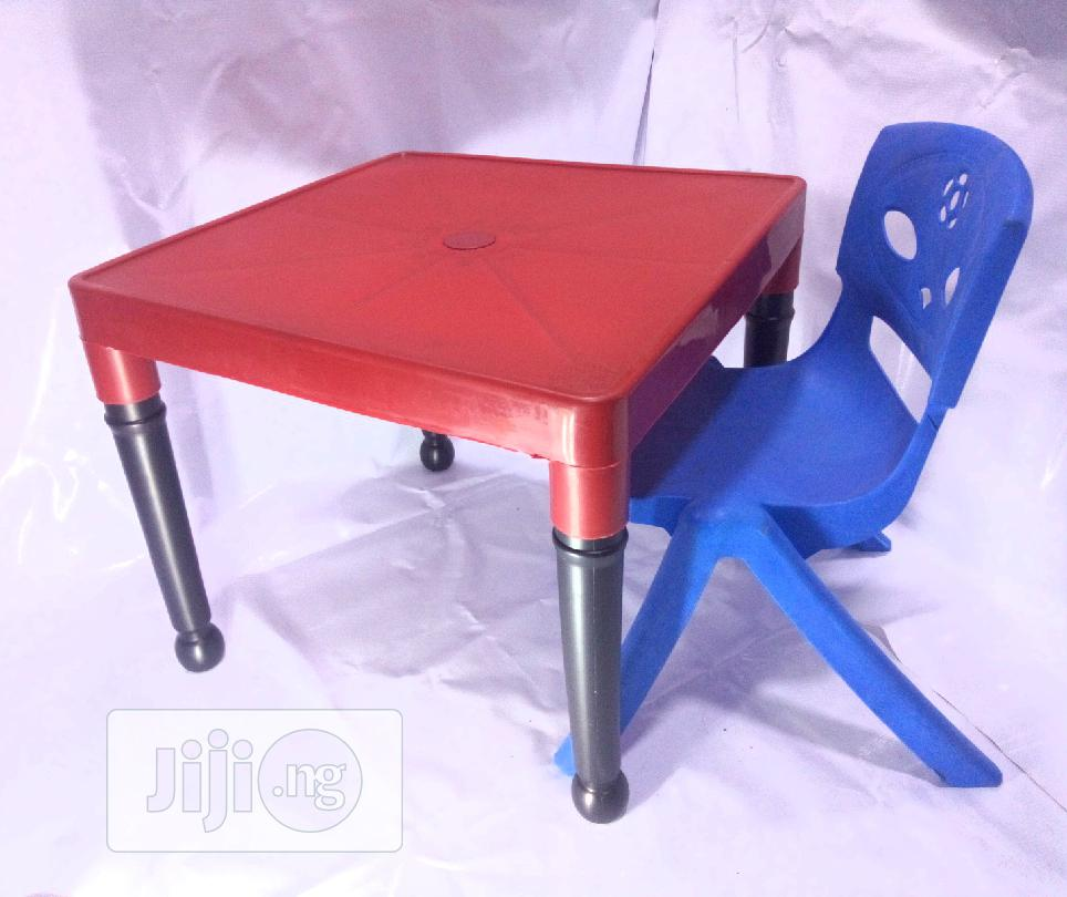 Children Table And Chair | Children's Furniture for sale in Yaba, Lagos State, Nigeria